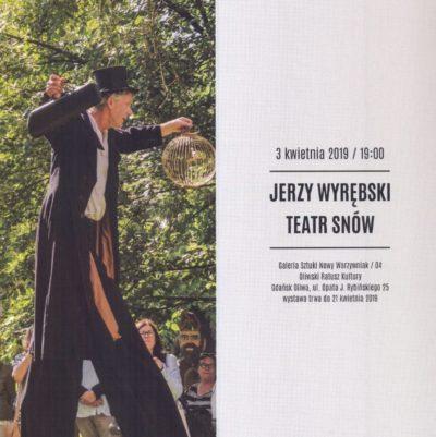 Wernisaż fotografii Jerzego Wyrębskiego w Oliwskim Ratuszu Kultury